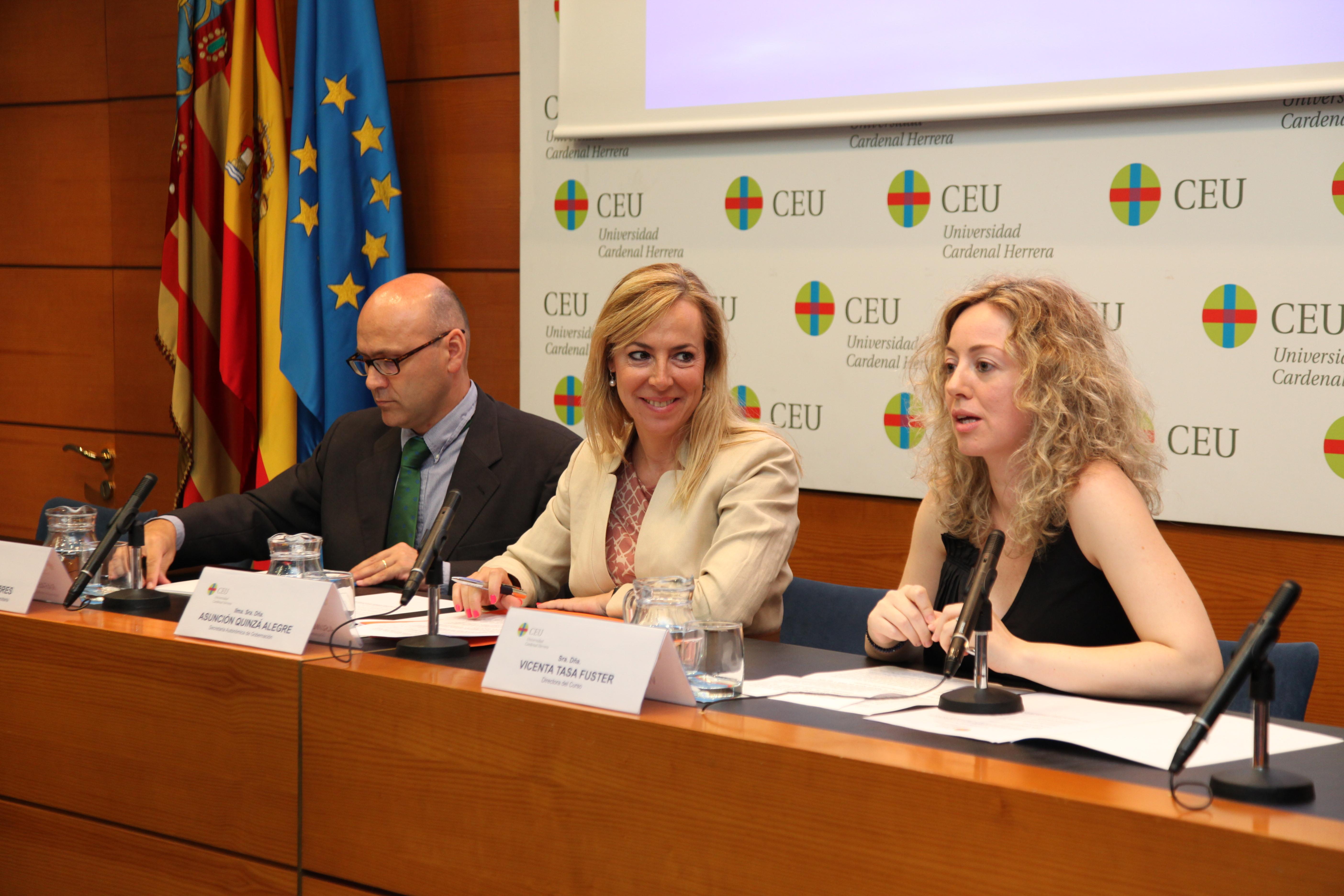Quinz la comunidad valenciana cuenta con for Oficina del censo electoral