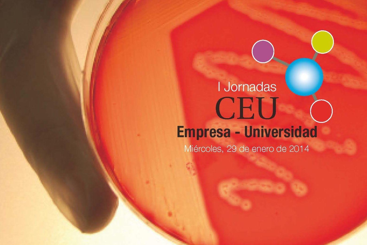 I Jornadas CEU Empresa-Universidad.