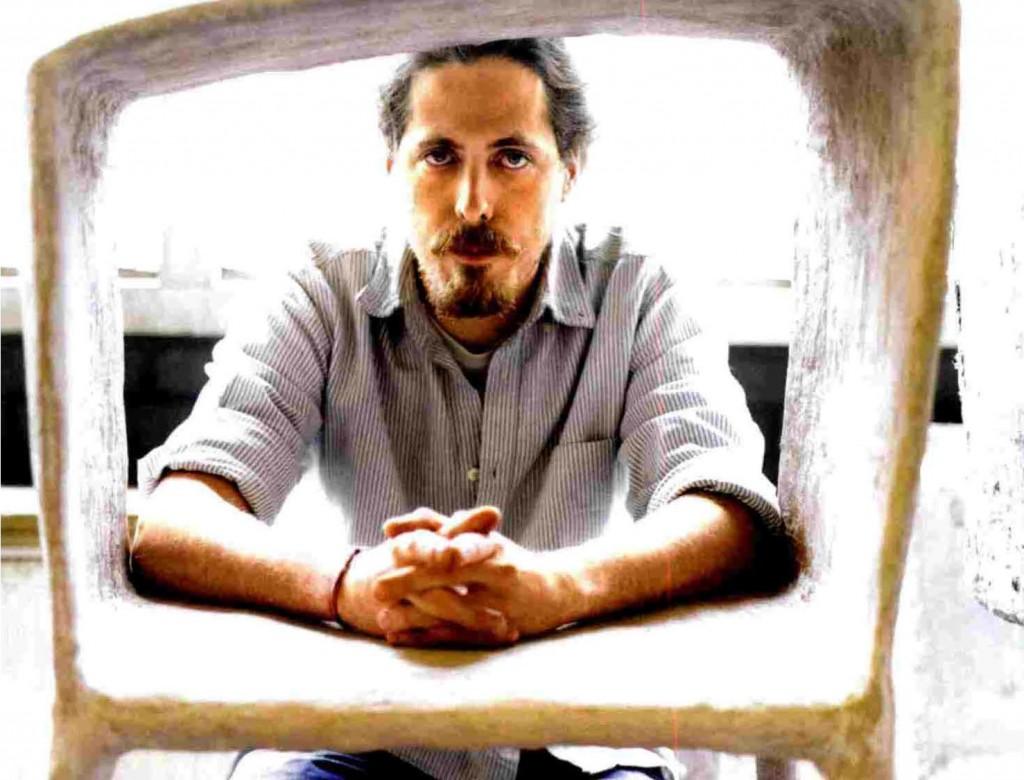 """Nacho Carbonell, formado en la CEU-UCH, elegido """"Diseñador del año"""" por la revista AD Architectural Digest. Foto: AD."""