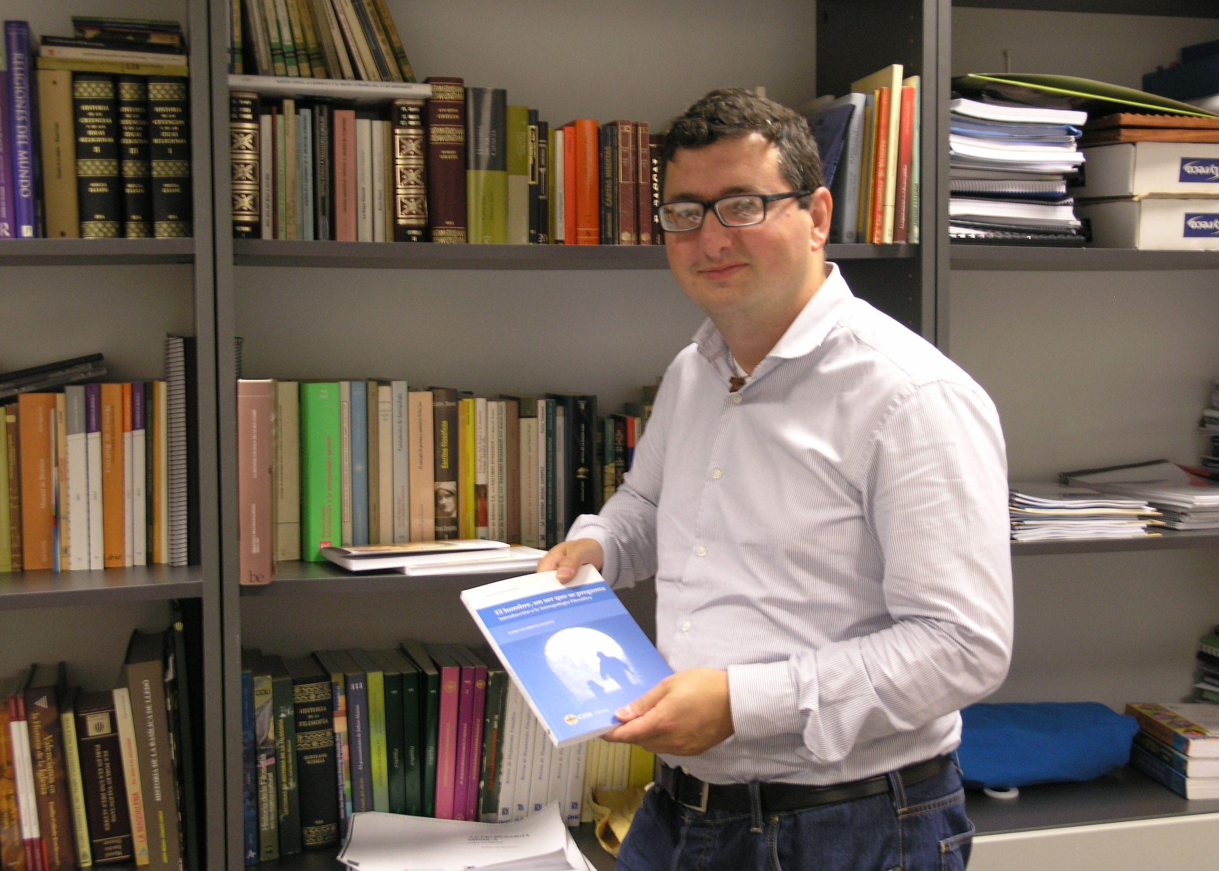 Jaime Vilarroig, profesor del Grupo en Investigación Bioética de la CEU-UCH.