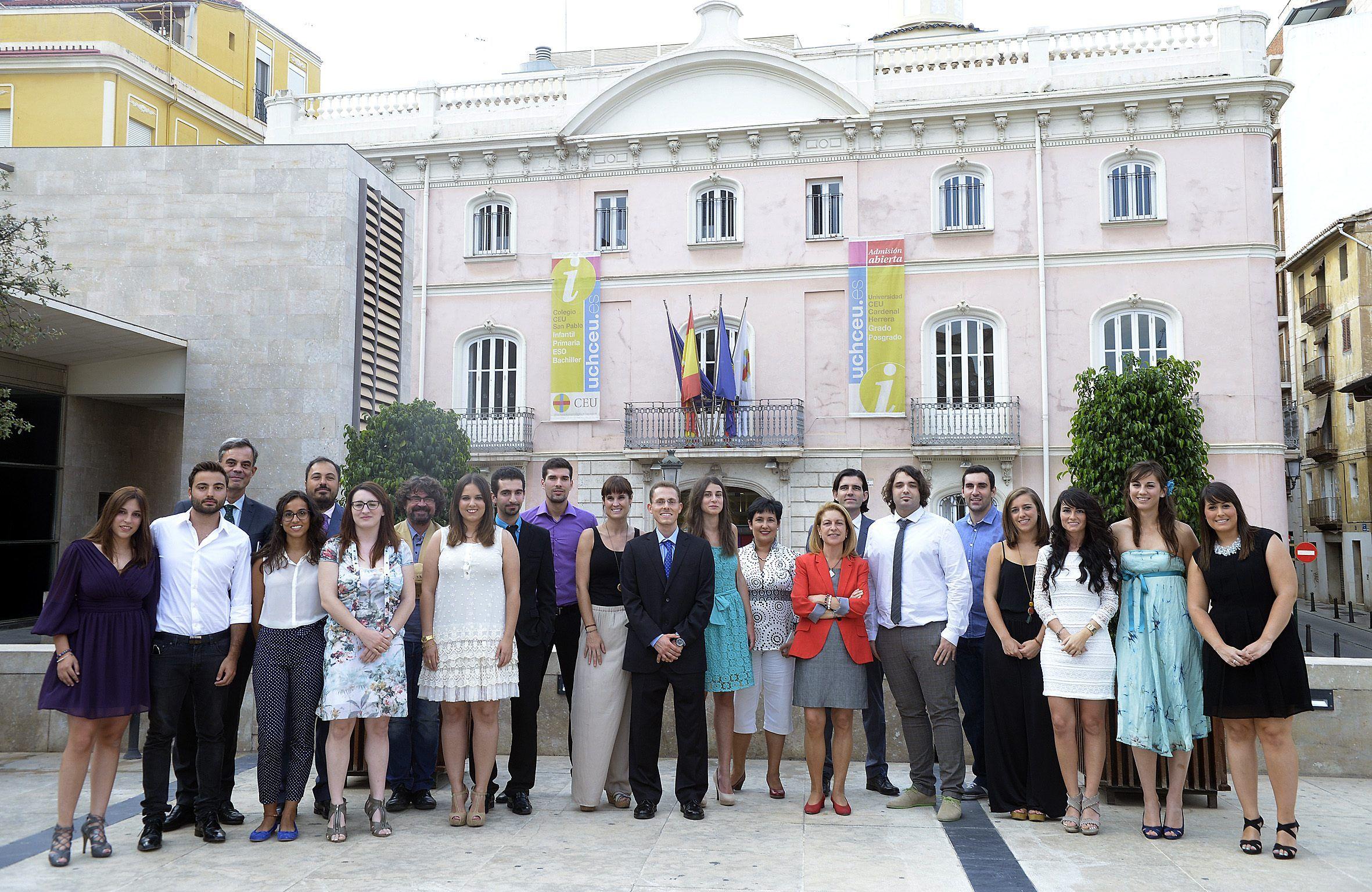Foto Grupo Premios Extraordinarios FC