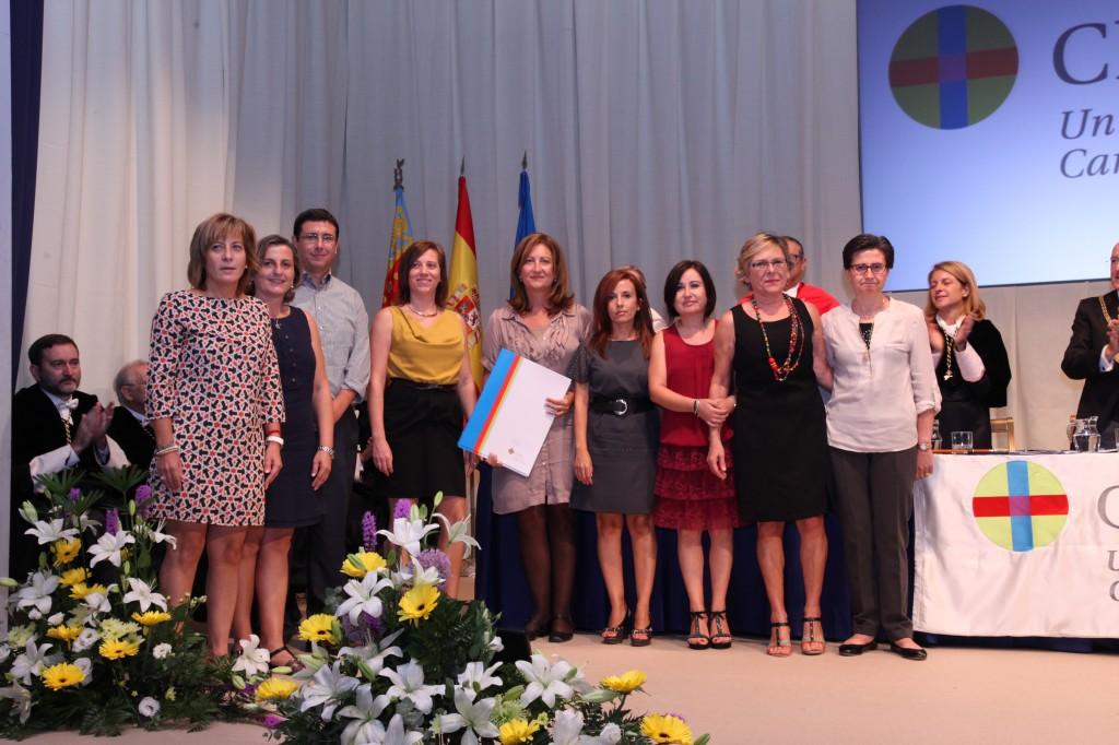 premios mejora servicios secretaria general ceu uch