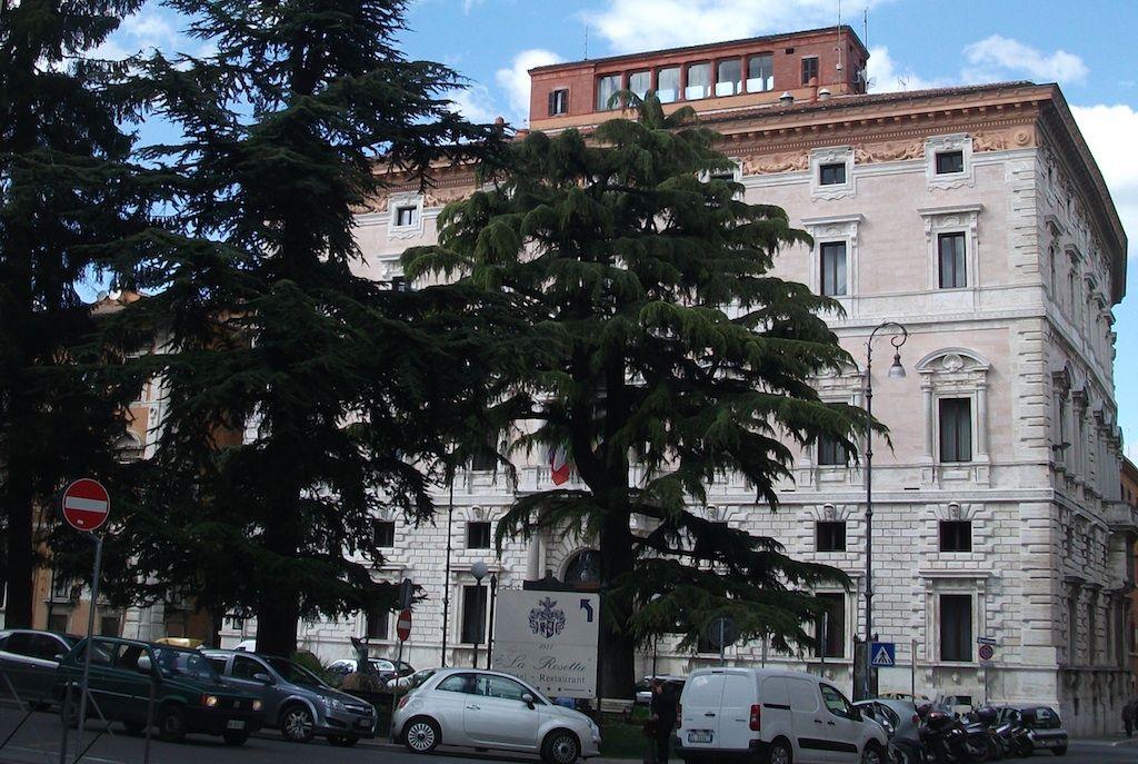 Asamblea legislativa de la región de Umbría, con sede en Perugia (Italia).