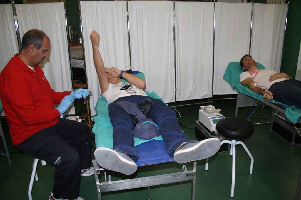 donación sangre CEU-UCH Elche