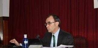 Ignacio Pérez Roger, adjunto al Vicerrectorado de Investigación y Relaciones Internacionales de la CEU-UCH.