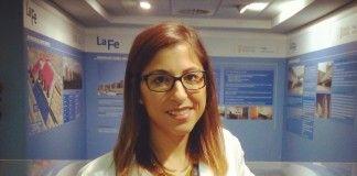 La profesora Mariam Ibañez, doctora del Hospital La Fe de Valencia. (Foto: La Fe).