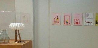 """Imagen de la exposición """"El diseño funciona"""", en el Palacio de Colomina, con motivo del Design Works 2015."""