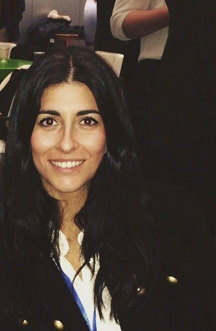 Paloma Torres Buqué, estudiante de la CEU-UCH becada por el MAEC en la Misión Española ante la ONU.