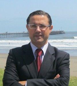 El profesor de Bioética de la CEU-UCH Emilio García Sánchez.