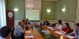 El I Seminario de Filosofía y Teoría Políticas, organizado por la CEU-UCH, se ha celebrado en el Palacio de Colomina.