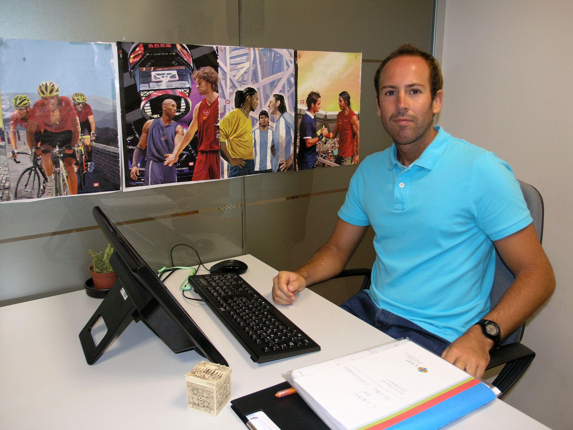 Joel Prieto Andreu, profesor de los Grados en Educación Infantil y en Educación Primaria de la Universidad CEU Cardenal Herrera en Castellón.