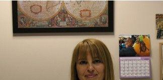 Rosa García Bellido, coordinadora de los Grados en Educación Infantil y Primaria de la CEU-UCH en Castellón.