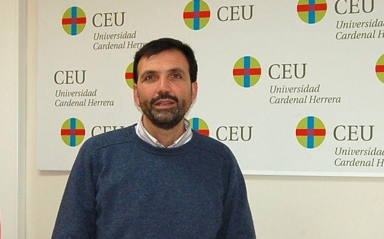 El profesor de la CEU-UCH Enrique Luch dirige el Observatorio de Investigación sobre Pobreza y Exclusión de la CV.