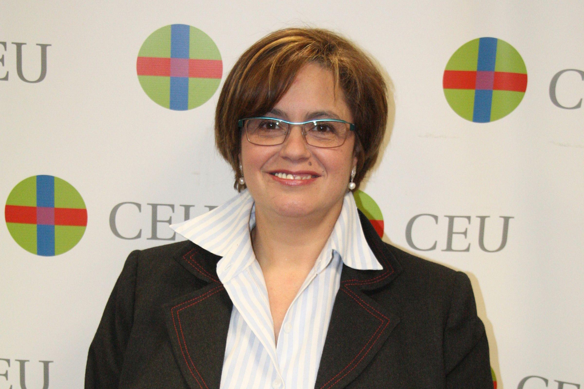 Inés González Sánchez, profesora asociada de Grado en Enfermería en la UCH-CEU de Elche, coautora de la investigación.