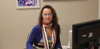 Sandra Mireya Meléndez, estudiante de la Universidad del Norte (Colombia), de estancia predoctoral en la CEU-UCH.