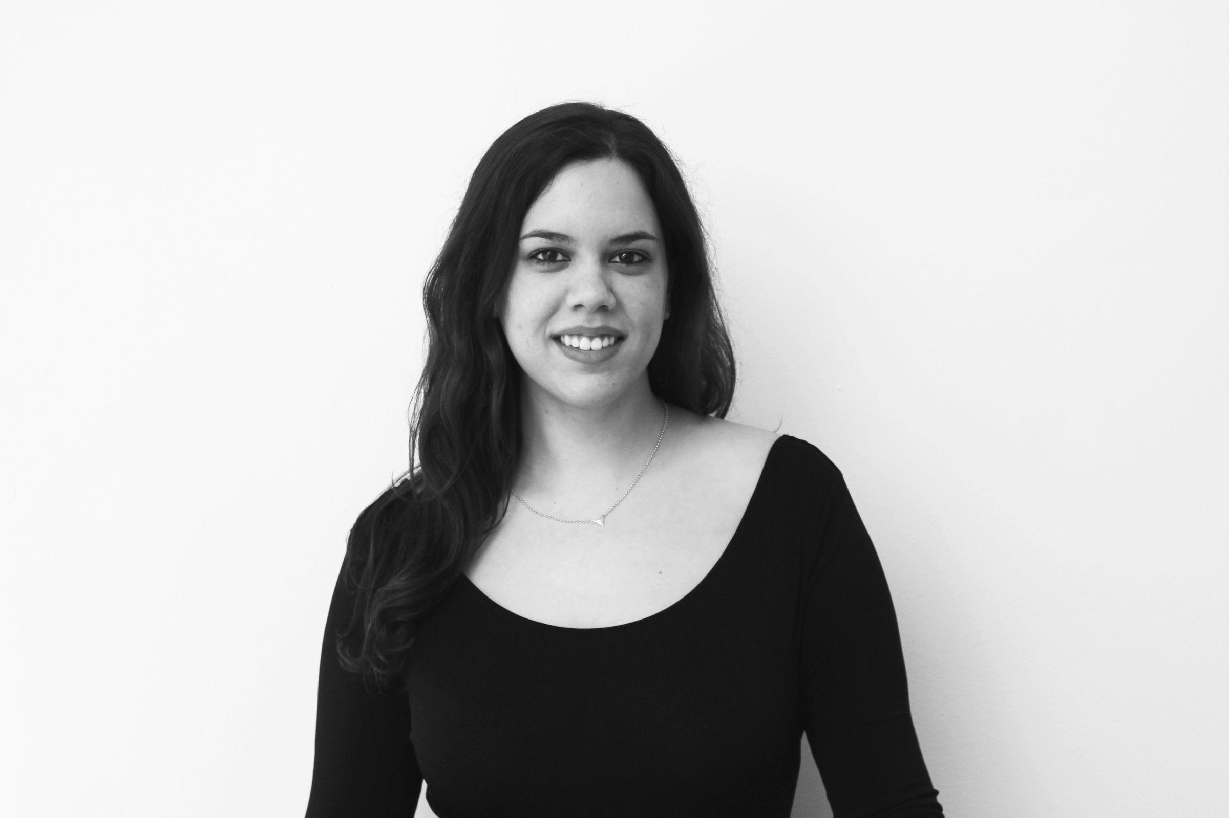Amelia Perea Almenar, arquitecta formada en la CEU-UCH de Valencia.