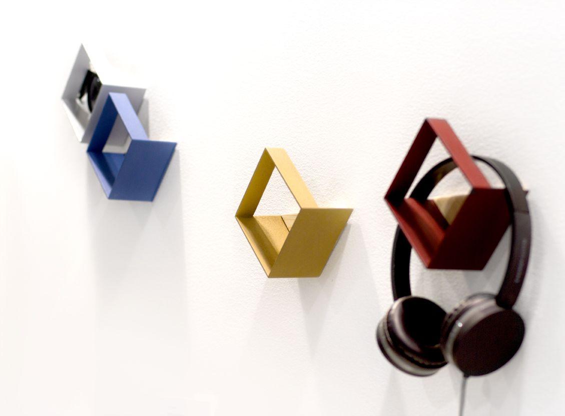 El diseño de la alumna Verónica Cano fue uno de los expuestos en 2015 por la CEU-UCH en Nude.