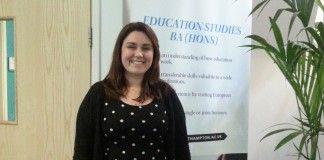 La profesora de los Grados en Educación de la CEU-UCH en Eleche, Helena Pascual Ochando, autora de la investigación.