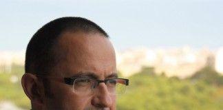 Daniel Monleón, profesor de Urbanismo en el Grado en Arquitectura de la CEU-UCH, autor de la tesis.