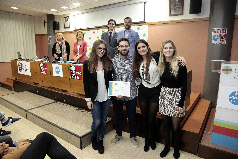 tercer premio winner ceu 2016