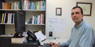 Enrique Lluch Frechina, director del Departamento de Economía y Empresa de la CEU-UCH.
