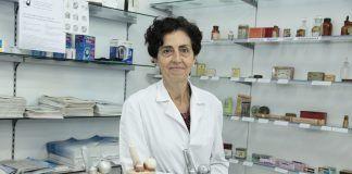 María Isabel Guillén Salazar, profesora de los Grados en Medicina y Farmacia de la Universidad CEU Cardenal Herrera, miembro del equipo investigador.