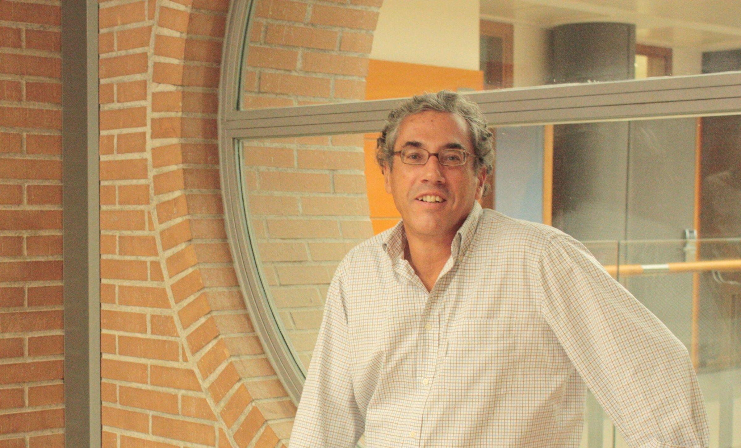 El catedrático de Economía y Finanzas de la CEU-UCH en Elche Gonzalo Rubio.