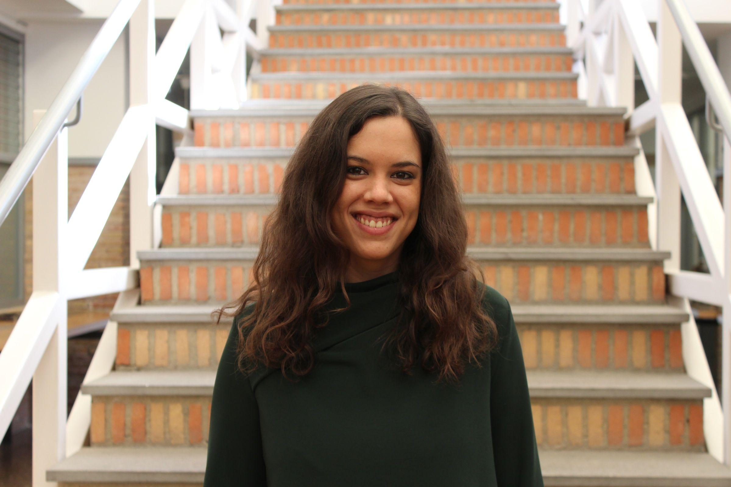 Amelia Perea, formada en Arquitectura en la CEU-UCH, trabaja actualmente en el prestigioso estudio Wiel Arets Architects, en Amsterdam.