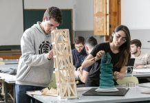 """El CEU-UCH obtiene la """"full recognition"""" de la UE para su Grado de Fundamentos de la Arquitectura impartido en inglés."""