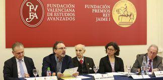 Inauguración de la Jornada sobre Regulación del Apetito y Anorexia, organizada por FVEA y la CEU-UCH. FOTO: Javier Yaya (FVEA).