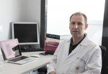 El coordinador de Medicine de la Universidad CEU Cardenal Herrera, Juan Carlos Frías, miembro del equipo investigador.