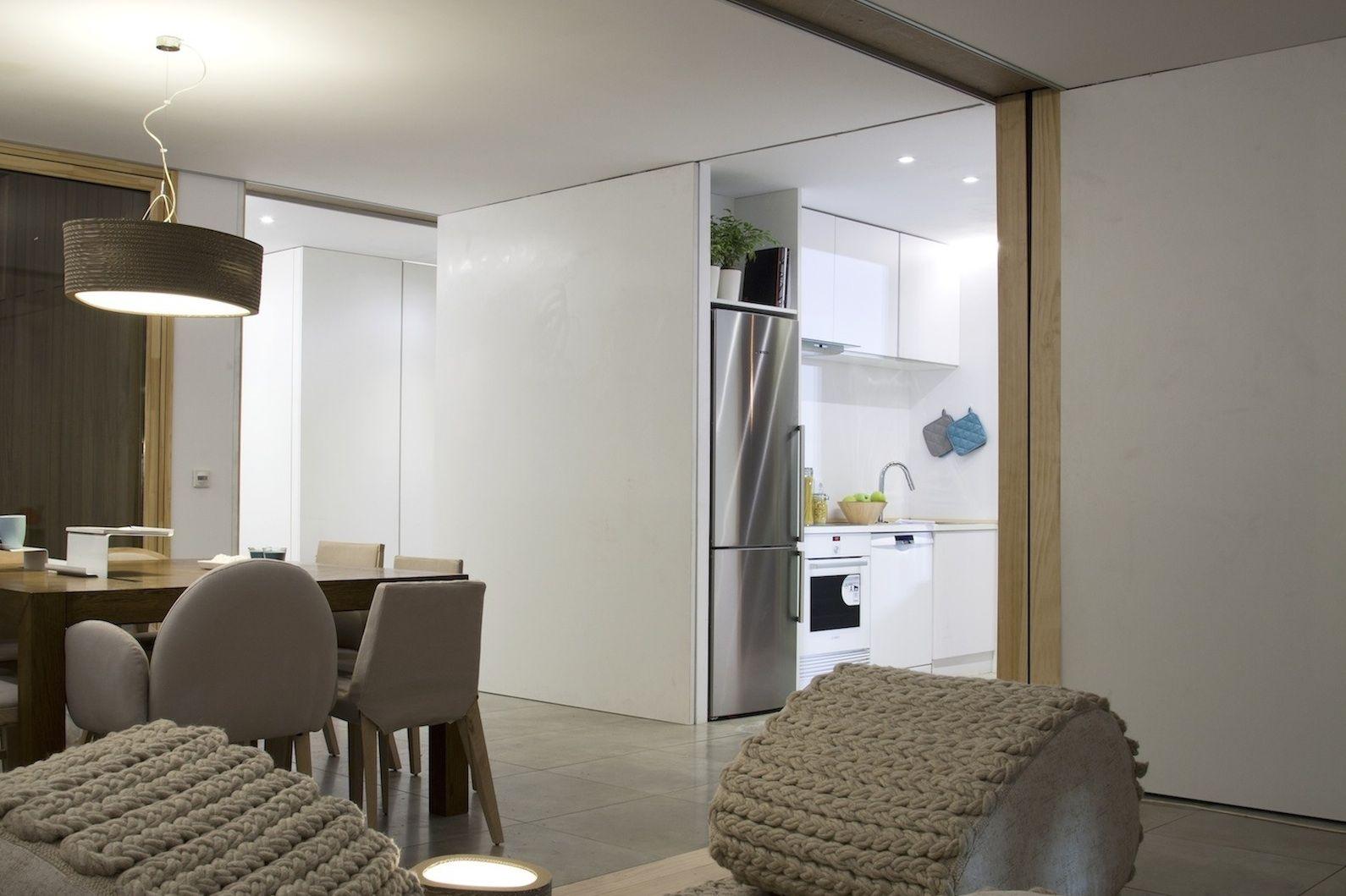 La casa eficiente SMLsystem, diseñada por investigadores de la ESET del CEU-UCH, será el banco de pruebas del nuevo sistema de cogeneración para hogares alimentado por hidrógeno.