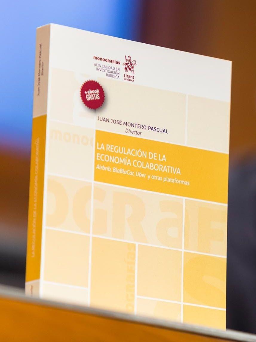 """La profesora Isabel Rodríguez es coautora de """"La regulación de la economía colaborativa. Airbnb, BlaBlaCar, Uber y otras plataformas"""". Foto: Fundación Rafael del Pino."""