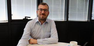 El profesor Francisco Pardo, de la CEU UCH en Castellón, es coordinador del libro Cuadernos de didáctica: medio ambiente y sociedad.
