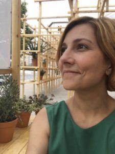 Ana Ábalos, arquitecta de Abalosllopis y profesora de Architecture en la CEU UCH.