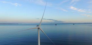 Modelo de turbina de demostración 7MW de Levenmouth Offshore Renewable Energy (ORE), en Escocia, donde se testarán los avances del grupo investigador europeo ODB. (Foto: ORE Catapult)