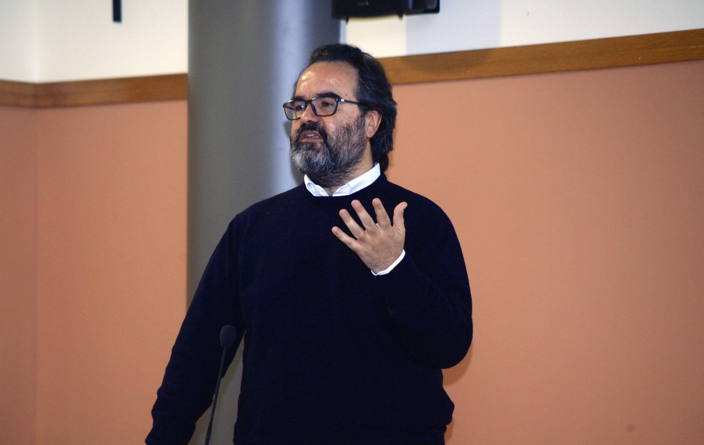 Lluis Montoliu es promotor de la iniciativa COSCE por la transparencia en experimentación animal en España.