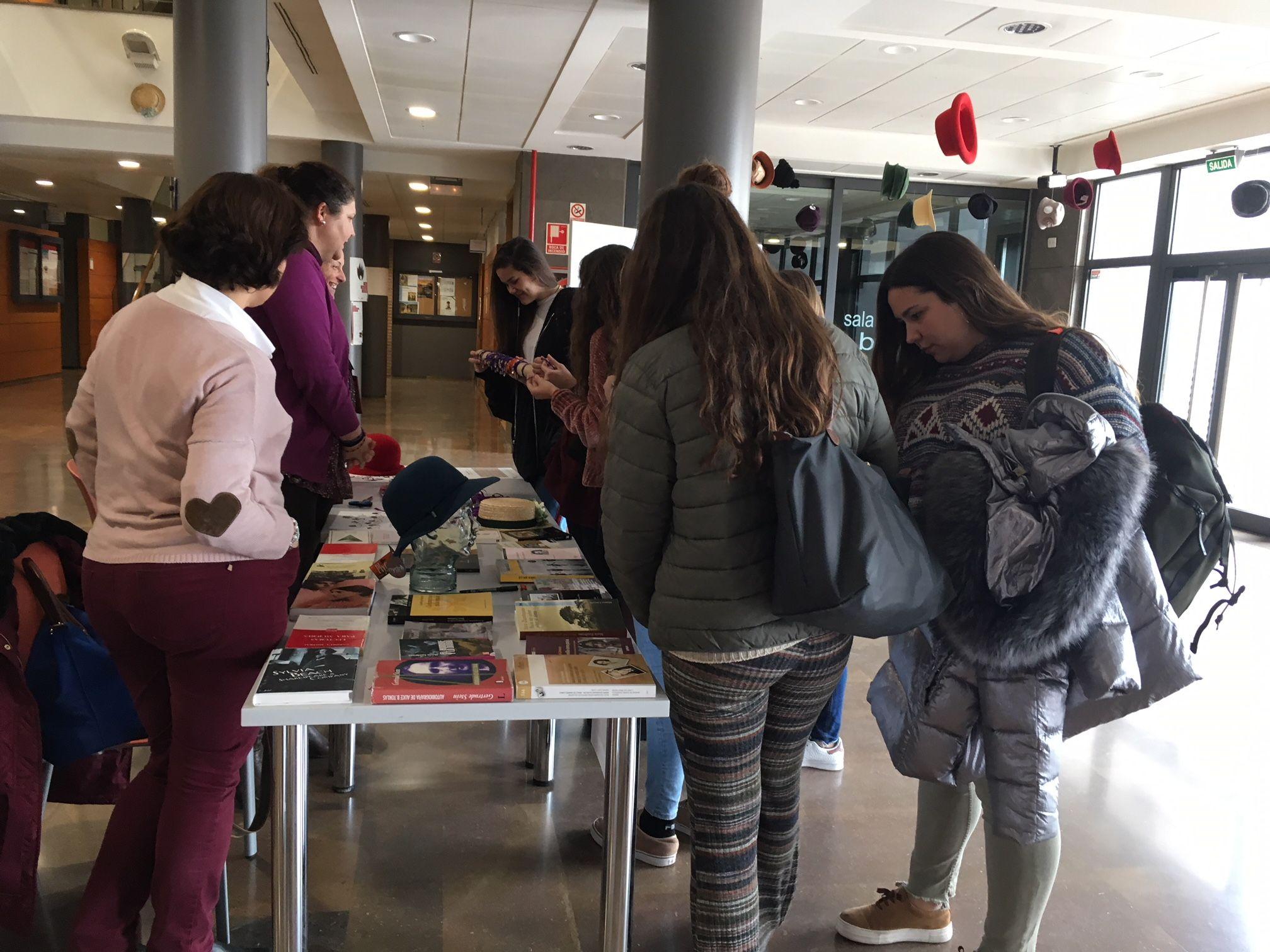 Día de la Mujer 2018, en la Universidad CEU Cardenal Herrera.