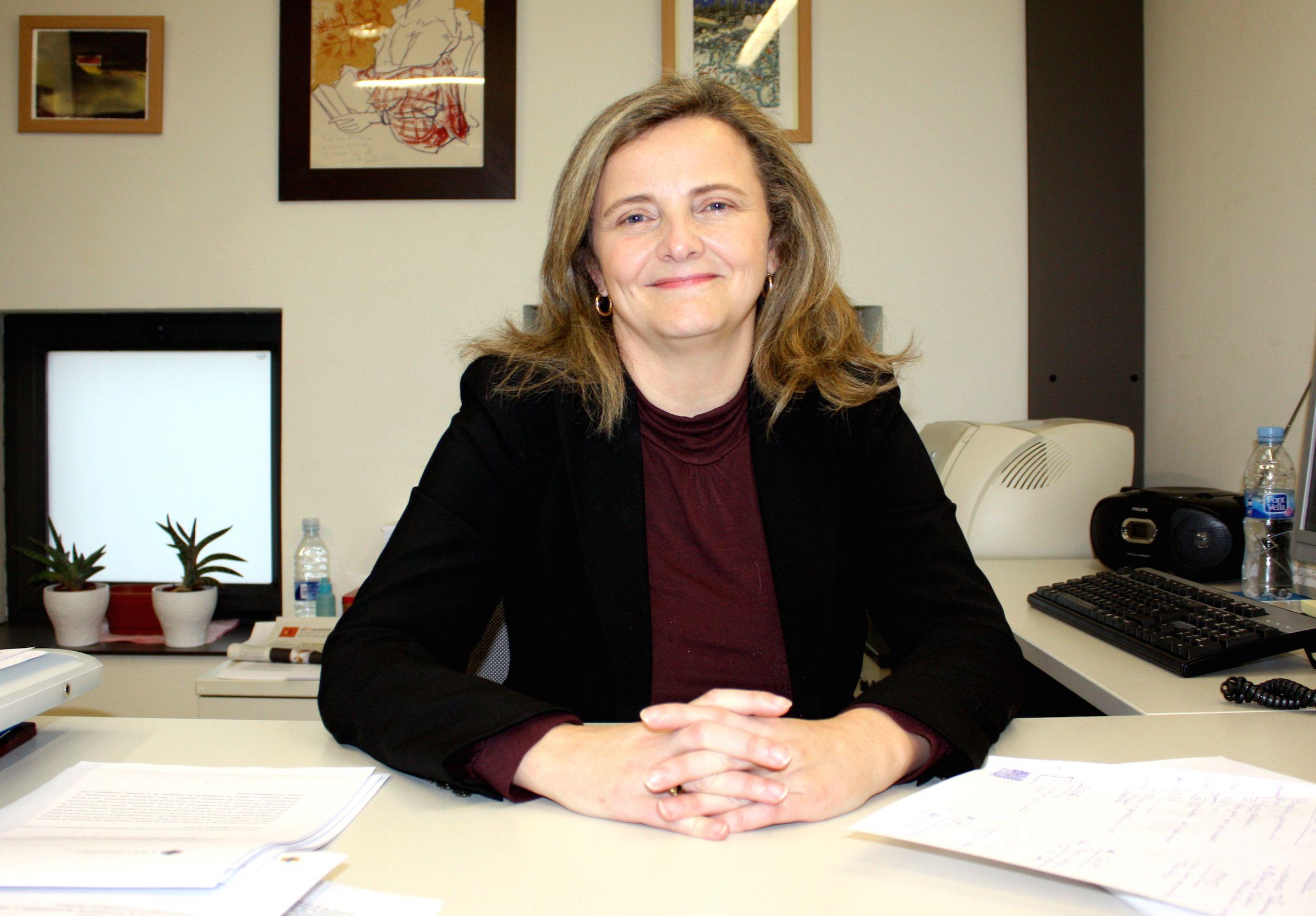 Elvira García de Torres, profesora de Periodismo de la CEU UCH, es miembro de la Red de Excelencia en Periodismo Digital de las Universidades españolas.