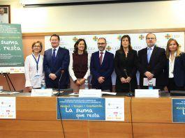 Inauguración de las VII Jornadas sobre comunicación y prevención del consumo de drogas y sus consecuencias en la seguridad vial.