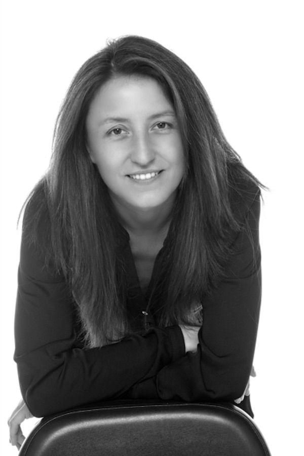 Silvia Alonso de los Ríos, arquitecta y profesora de la CEU UCH.