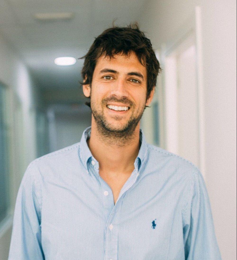 El emprendedor valenciano Goiko Llobet, formado en la CEU UCH y fundador de GrowPro Experience.