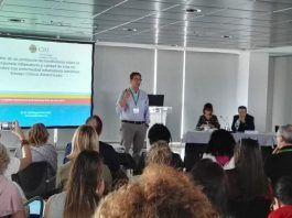El profesor de la CEU UCH José Miguel Soria ha presentado el ensayo clínico que dirige, en el 5th International Meeting on Mindfulness.