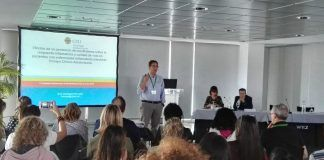 El profesor de la CEU UCH José Miguel Soria ha presentado el ensayo clínico que dirige, en el 5th International Meeting on Mindfulness.