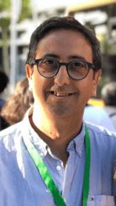 José Miguel Soria, profesor de la CEU UCH.