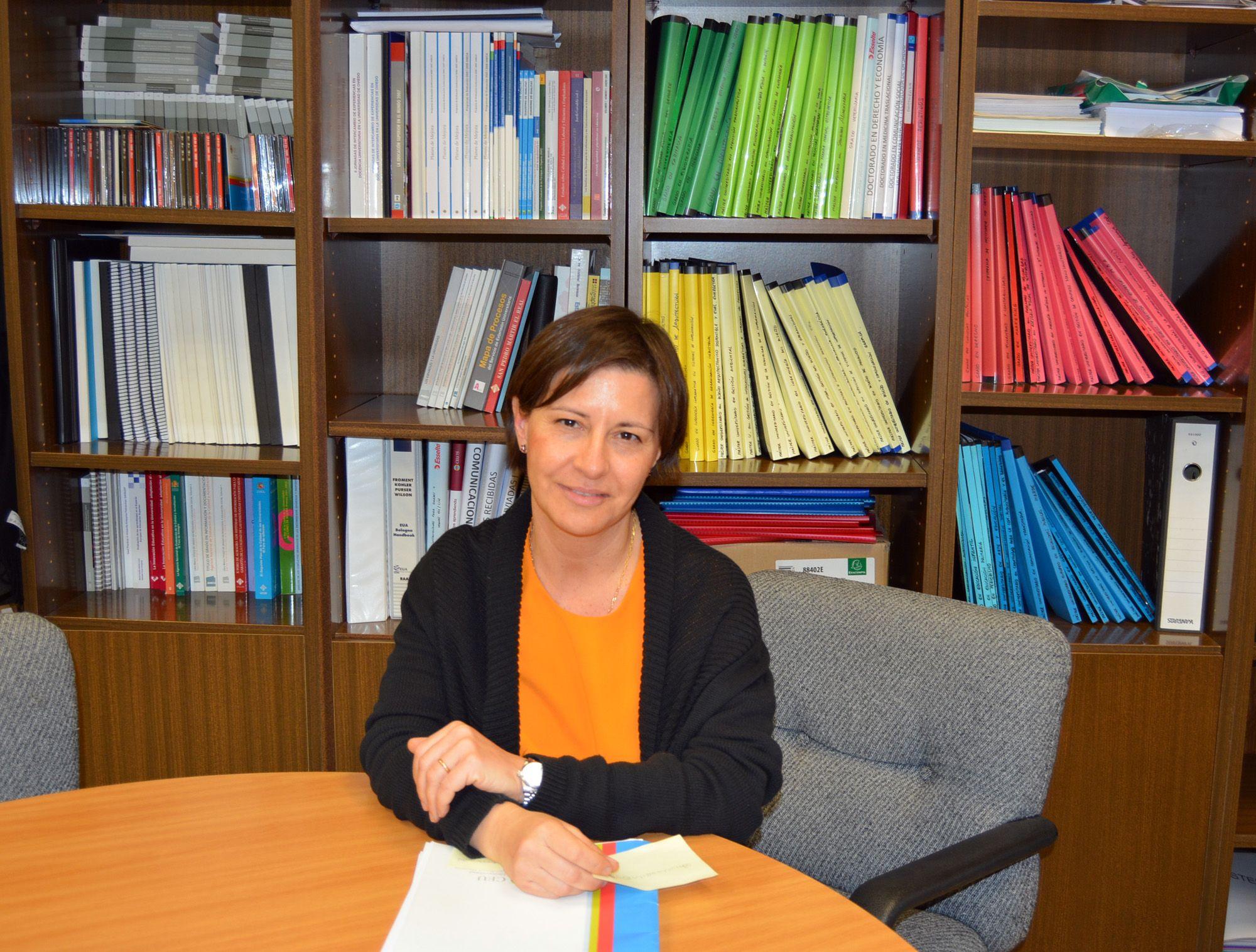 Susana Sanz, catedrática Jean Monnet de la Universidad CEU Cardenal Herrera.