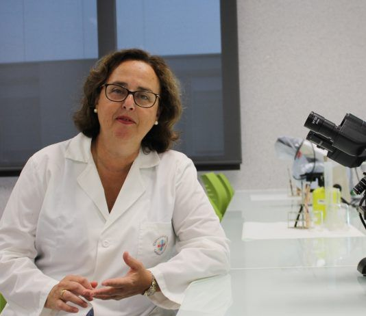 Belén Merck Navarro, profesora de Medicina de la CEU UCH.