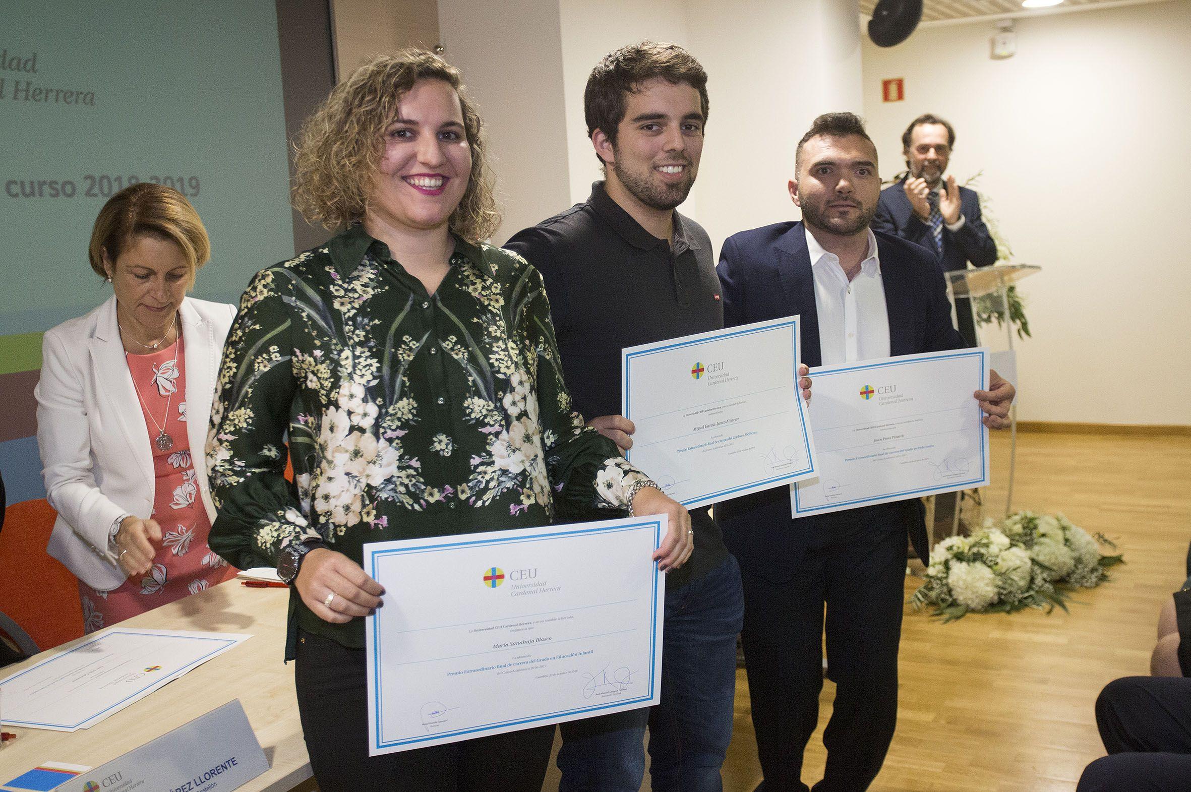 Castellon 23/10/2018 Acto de apertura de curso. Universidad Cardenal Herrera CEU Castellón Fotos Angel Sanchez/ACF Fotografia