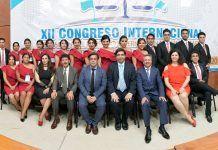 Expertos en Derecho Internacional de México, Chile y Venezuela han participado en este Congreso, celebrado en la Universidad de Ixtlahuaca CUI, al que ha sido invitada la profesora Ruth Abril.