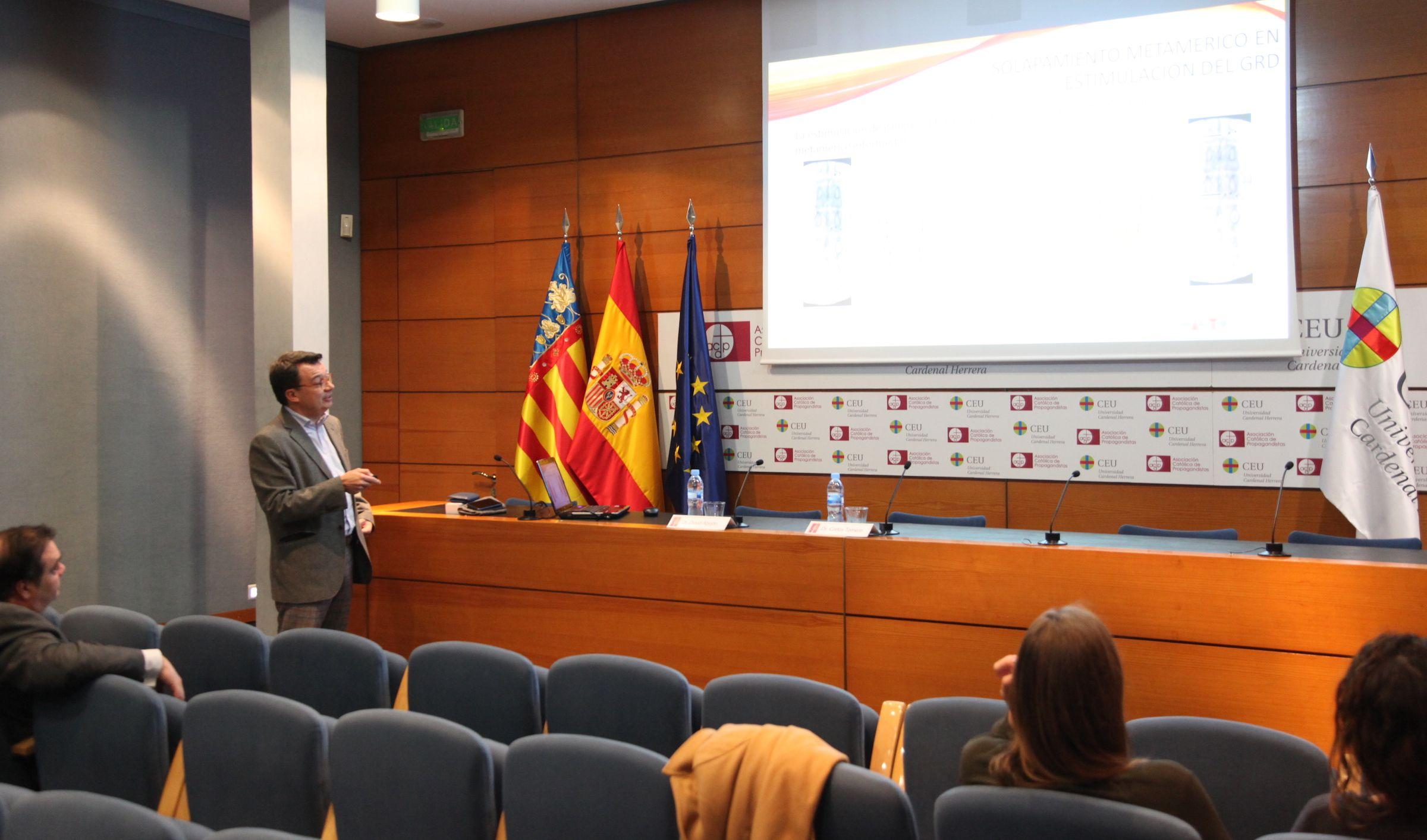 El doctor Carlos Tornero, director de la Cátedra del Dolor Vithas-CEU.